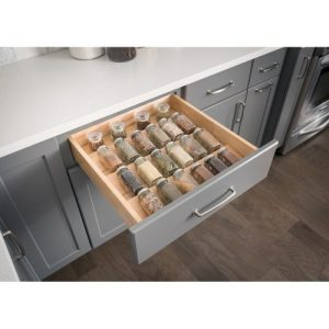 Spice Tray Organizer for Drawers