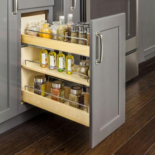 Budget Friendly Cabinet Accessories