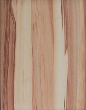 Flat wood texture cabinet door sample
