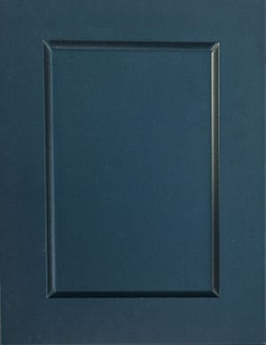 Bluish Green cabinet door sample