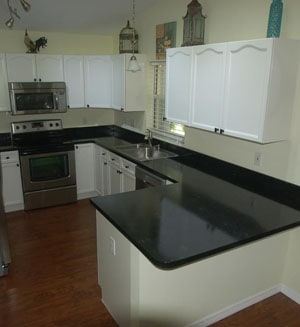 Thumbnail of a refinished kitchen
